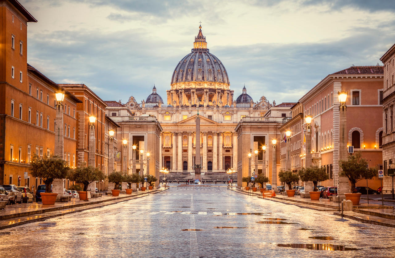 St. Peter's Basilica with Kids - useful information CiaoFlorence