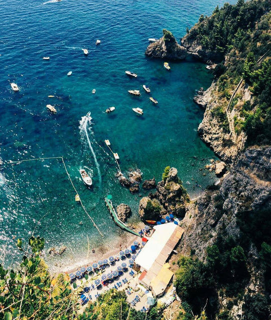 Day Trips From Naples Italy Discover Amalfi Coast S