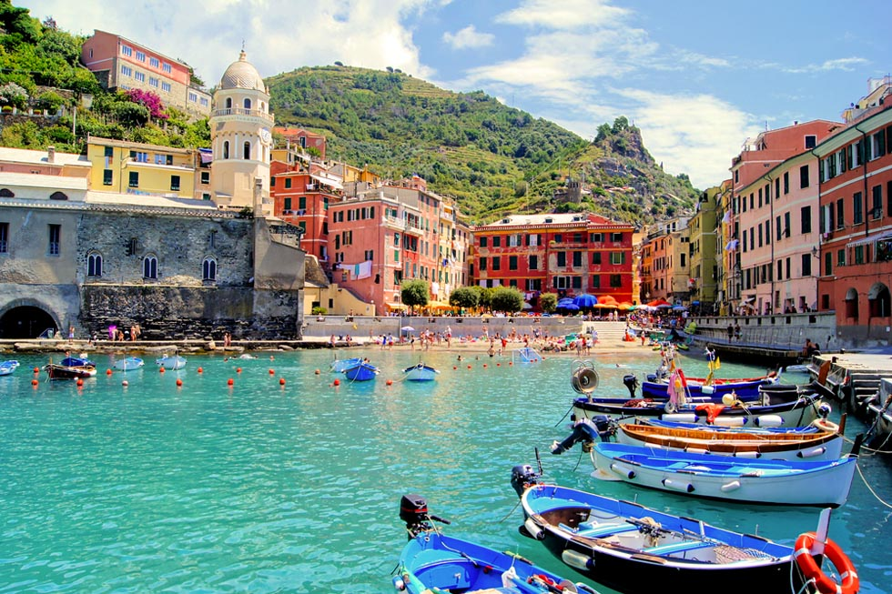 Cinque Terre Portovenere Full Day Tour From Milan