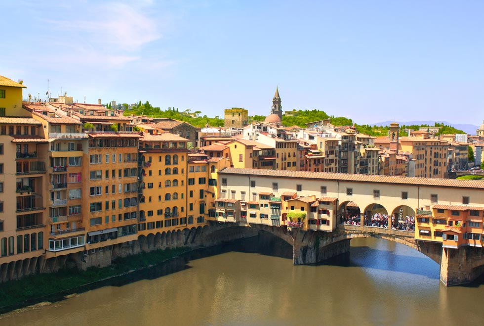 Florence in August 2017