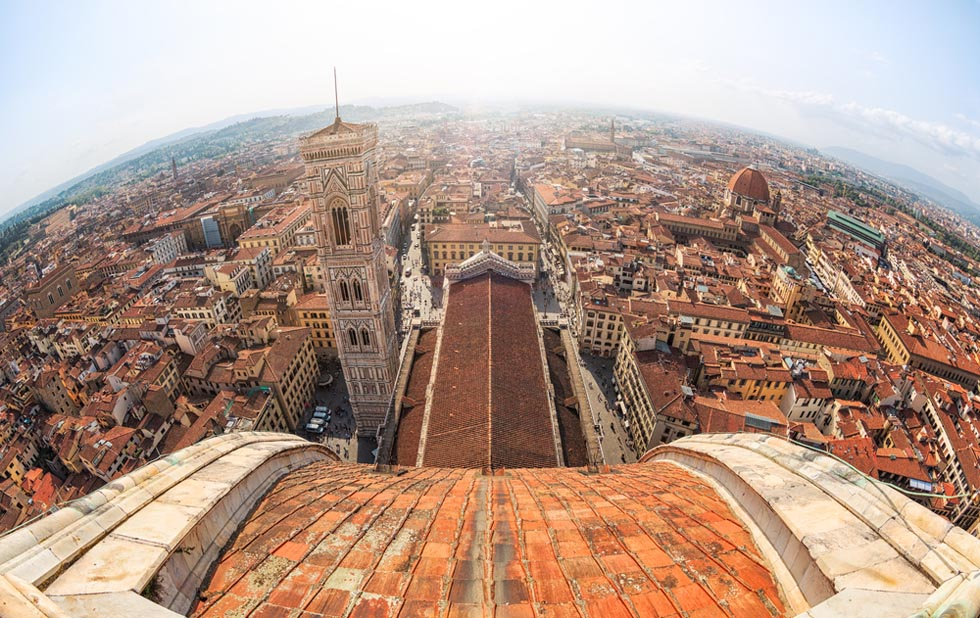 Visita il Duomo di Firenze e le sue terrazze nascoste